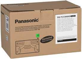 Panasonıc - Panasonic DQ-TCC008XD Orjinal Toner İkili Paket