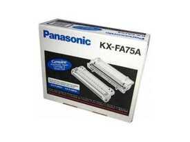Panasonıc - Panasonic KX-FA75A Orjinal Toner + Drum Ünitesi