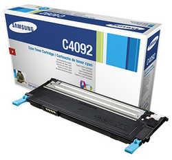 Samsung - Samsung CLP-315 Orjinal Mavi Toner