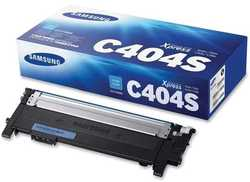 Samsung - Samsung CLT-C404S Orjinal Mavi Toner