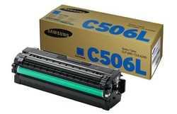 Samsung - Samsung CLT-C506L Mavi Orjinal Toner