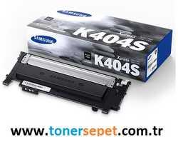 Samsung - Samsung CLT-K404S Orjinal Siyah Toner