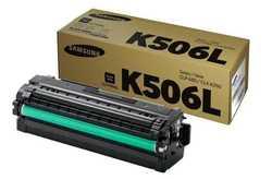 Samsung - Samsung CLT-K506L Siyah Orjinal Toner