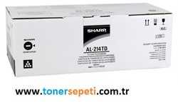 Sharp - Sharp AL-214TD Orjinal Fotokopi Toner