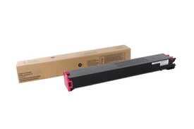 Sharp - Sharp MX-60GTMA Kırmızı Muadil Toner