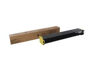 Sharp - Sharp MX-60GTYA Sarı Muadil Toner
