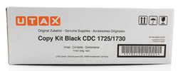 Utax - Utax CDC-1725 Siyah Orjinal Fotokopi Toner