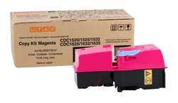 Utax - Utax CDC1520 Kırmızı Orjinal Fotokopi Toner