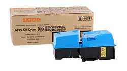 Utax - Utax CDC1520 Mavi Orjinal Fotokopi Toner