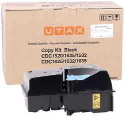 Utax - Utax CDC1520 Siyah Orjinal Fotokopi Toner