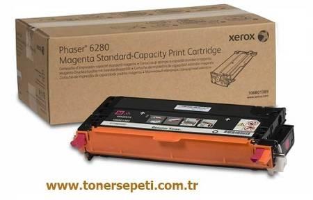 Xerox 6280-106R01389 Kırmızı Orjinal Toner
