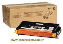 Xerox - Xerox 6280-106R01390 Sarı Orjinal Toner
