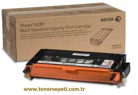 Xerox 6280-106R01391 Siyah Orjinal Toner