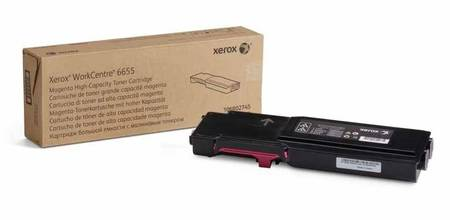 Xerox WorkCentre 6655-106R02753 Kırmızı Orjinal Toner